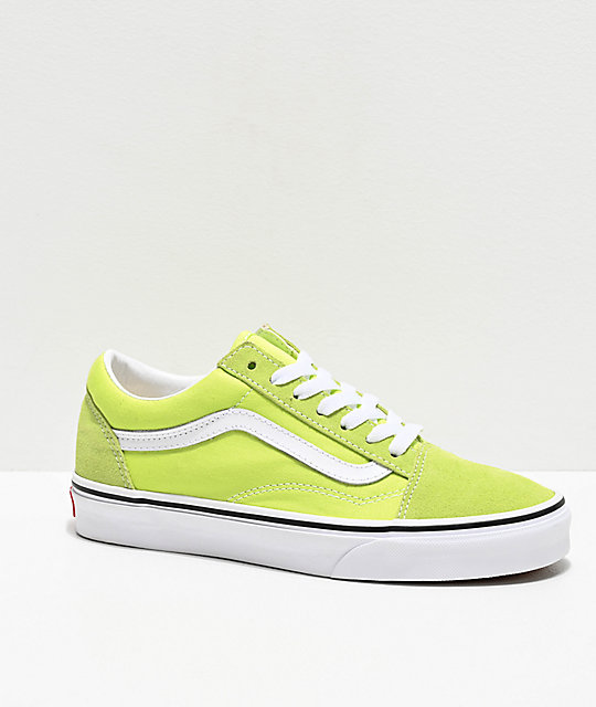 lime green vans - Google Search in 2020