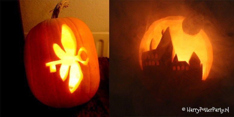 Harry Potter Pumpkin Stencil Printables Make The Most Amazing