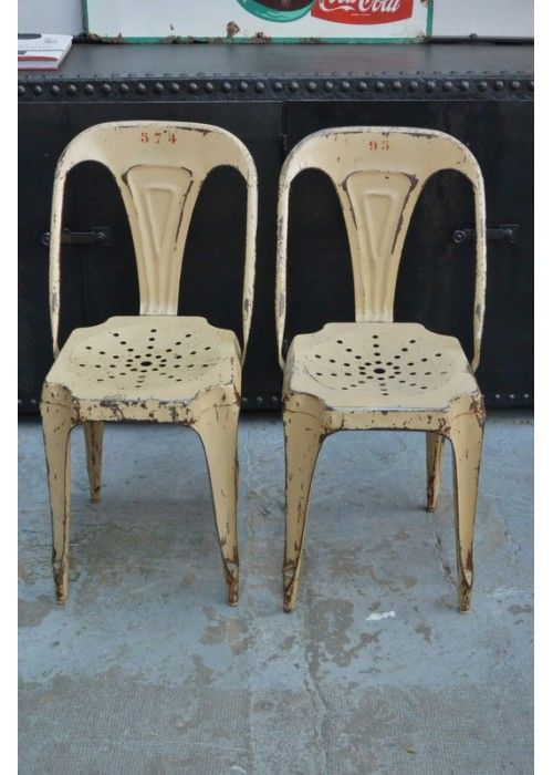 chaise multipl 39 s vers 1950 industrial mid century modern and stools. Black Bedroom Furniture Sets. Home Design Ideas