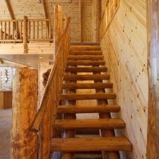 Best Rustic Wood Stairs And Railings Stairs Wood Stairs 400 x 300