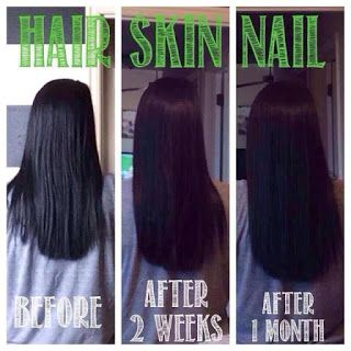 How Prenatal Vitamins Help For Hair Growth Natural Hair Growth Natural Hair Styles Hair