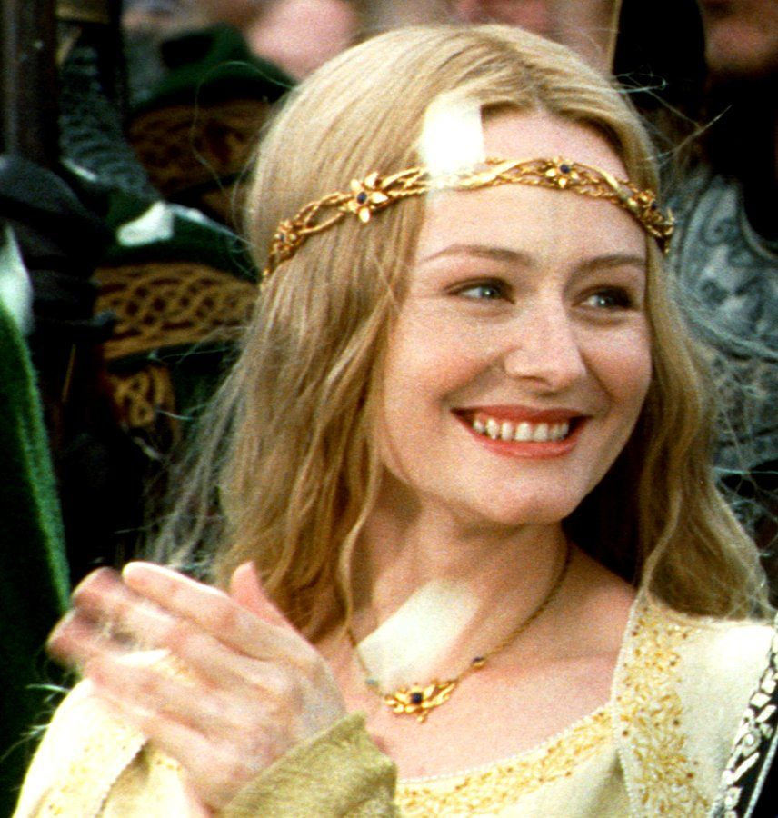 Image result for miranda otto as eowyn in lord of the rings