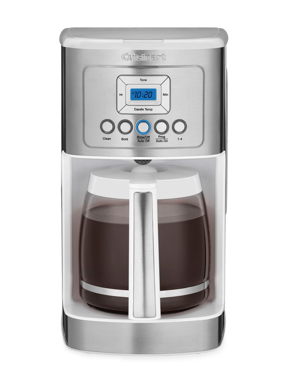 cuisinart perfectemp 14-cup programmable coffee maker with glass carafe