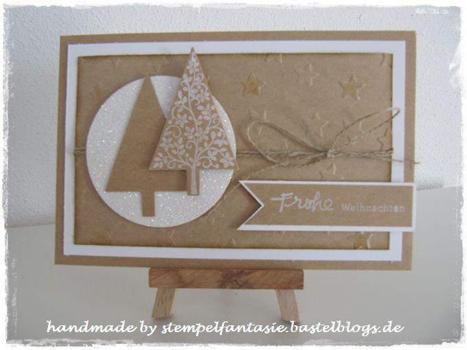 Stampin`Up! - Stempelfantasie - Brigitte Keiling - Kreativ-Blog - Stampin` Up! Produkte