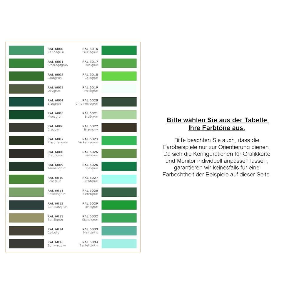 Ral Farben Tabelle Wikipedia Mit Bildern Tabelle Ral Ral 6000