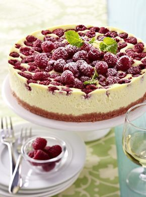 Photo of Cheesecake on Biscuit Base Recipe DELICIOUS