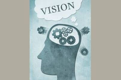 Vision is never an afterthought for a leader