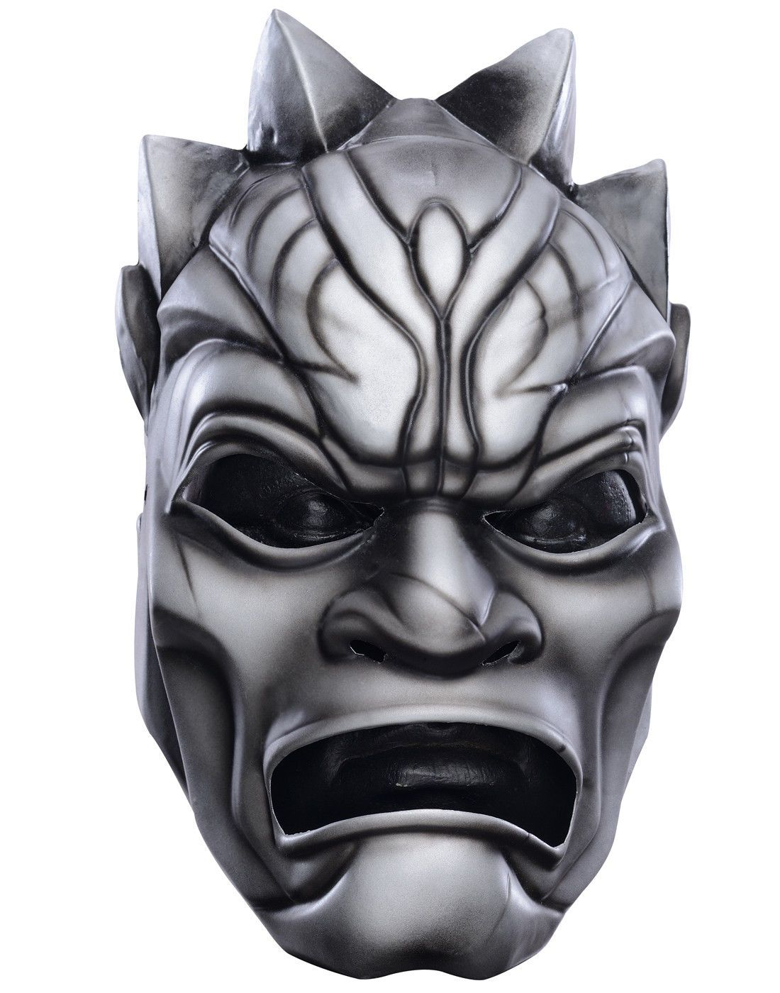 300 The Movie Immortal Vacuform Mask with Fabric Hood