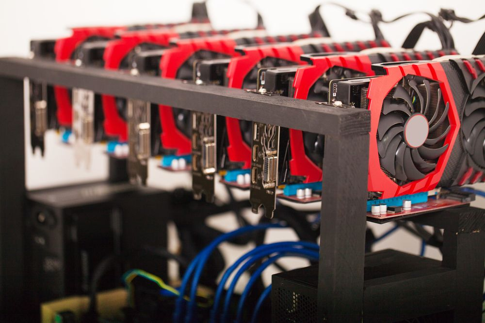 Cryptocurrency Mining Is Hampering the Search for E.T