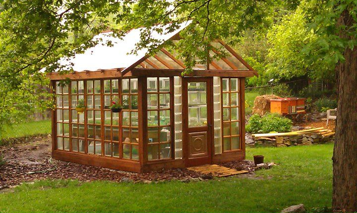 this greenhouse was made by one of our restore customers but i think it looks like something. Black Bedroom Furniture Sets. Home Design Ideas