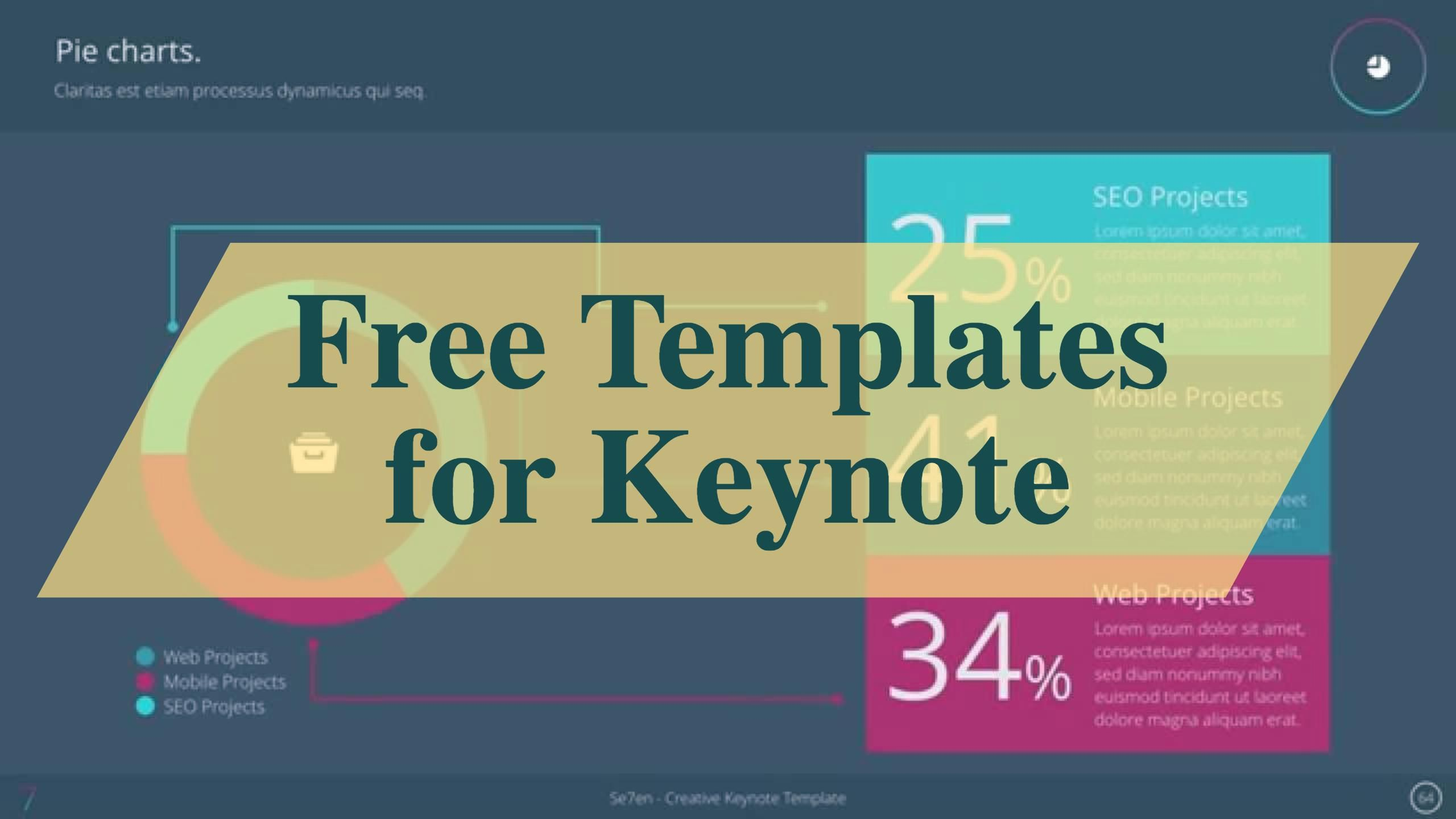 Top 30 Free Templates For Apple Keynote 2017 Free Ppt Template