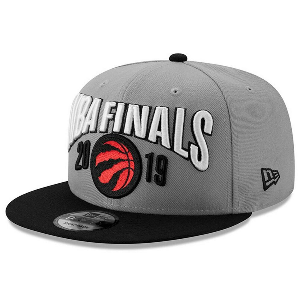 c9bad1cc2 2019 Toronto Raptors New Era 9FIFTY NBA Finals Locker Room Snapback ...