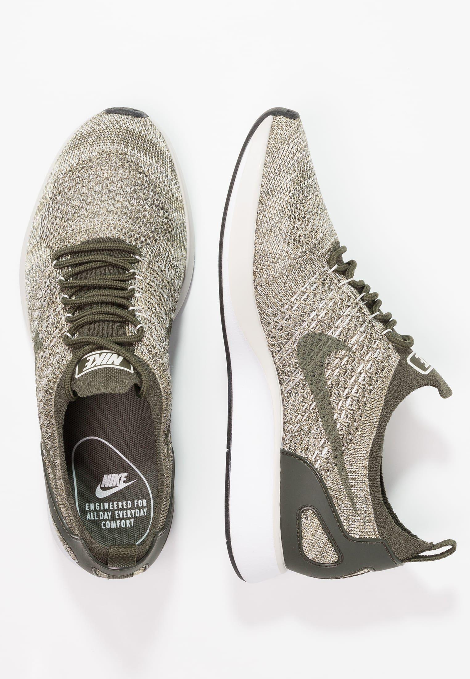 Me sorprendió secuencia despreciar  Nike Sportswear AIR ZOOM MARIAH FK RACER - Sneakers laag - cargo  khaki/summit white/light bone/black/neutral olive - Zalando.nl | Nike  sportkleding, Sneaker, Khaki