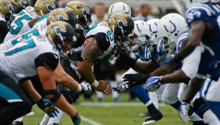 Image result for Colts vs Jaguars Live pic logo