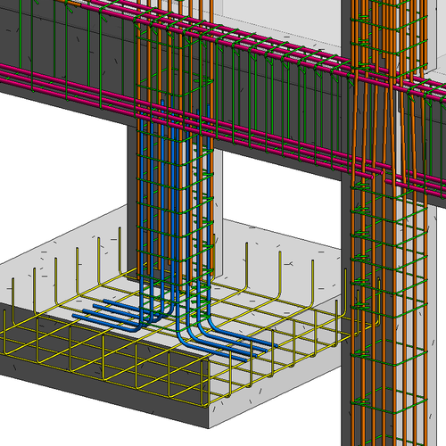 Rebar #Detailing is a major part of #Steel #Construction