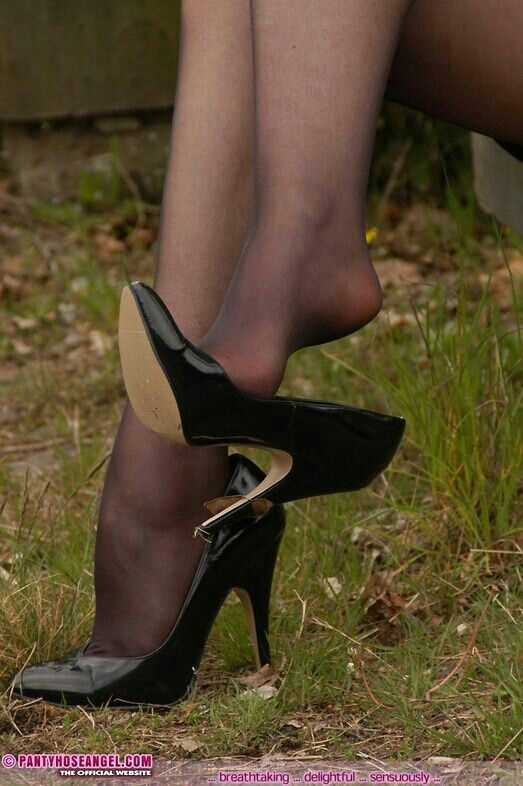 High heel dipping