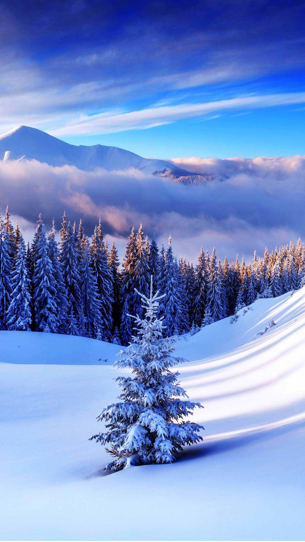 Winter wallpaper hd by NELLIE ESAMANN on snow scenes