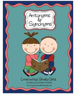 Antonyms and Synonyms | Classroom ideas | Synonym worksheet