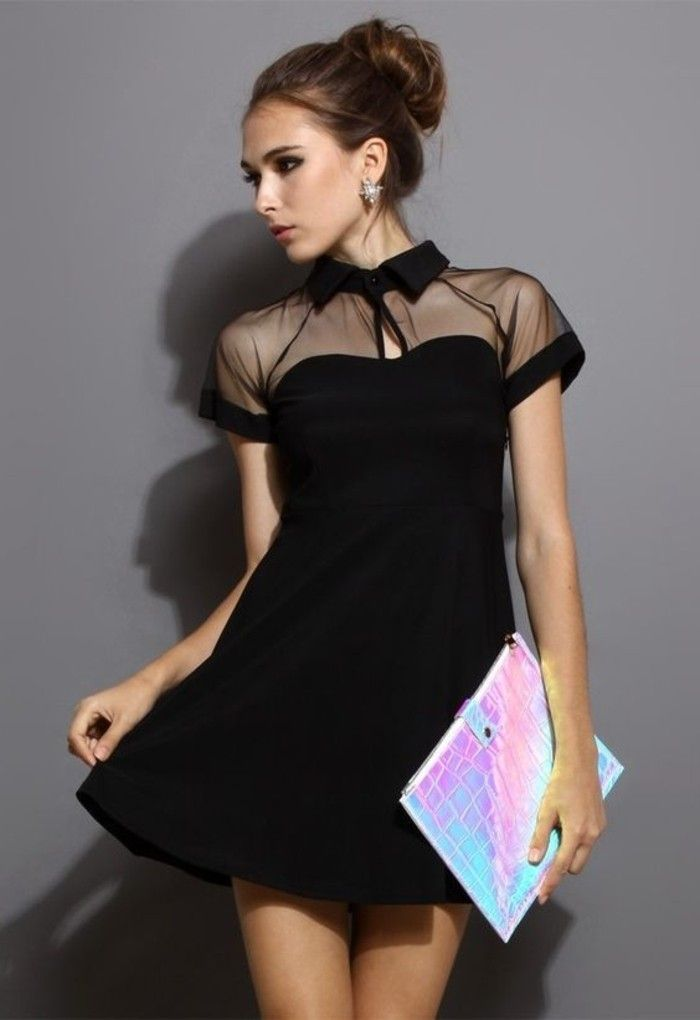 fa50ec968b ▷ 1001+ ideas y consejos de vestidos de fiesta cortos