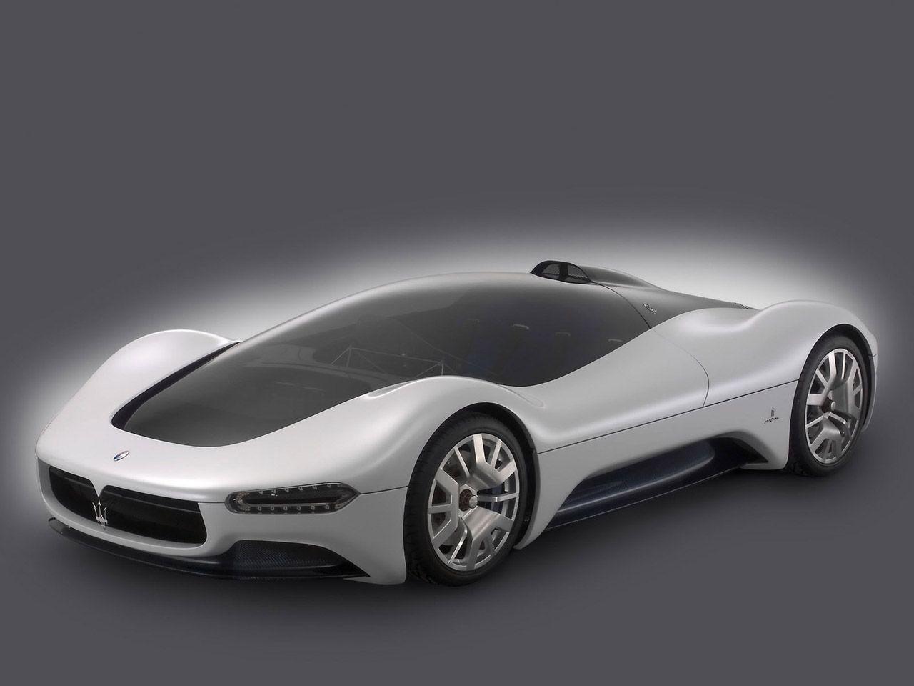 Sports Cars · Maserati Concept!