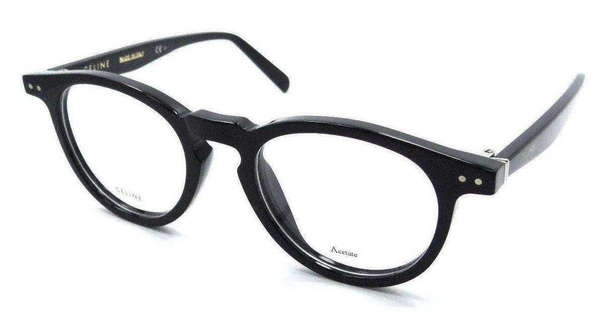 Celine rx eyeglasses frames cl 41415f 807 4820145 black