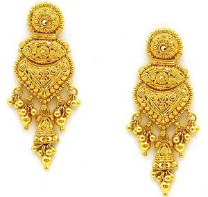 Latest Gold Earring Jewelry | Latest Gold Earring Jewelry Designs