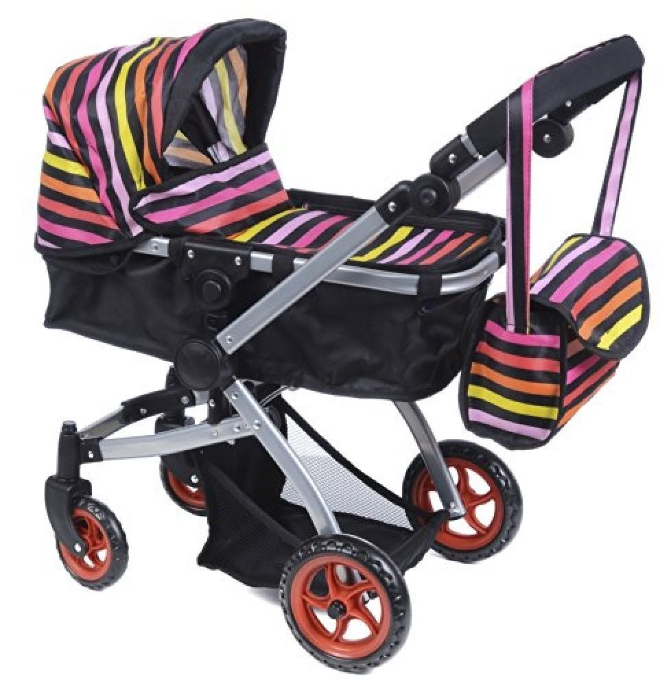 Like Bugaboo DOLL Stroller with Diaper Bag and
