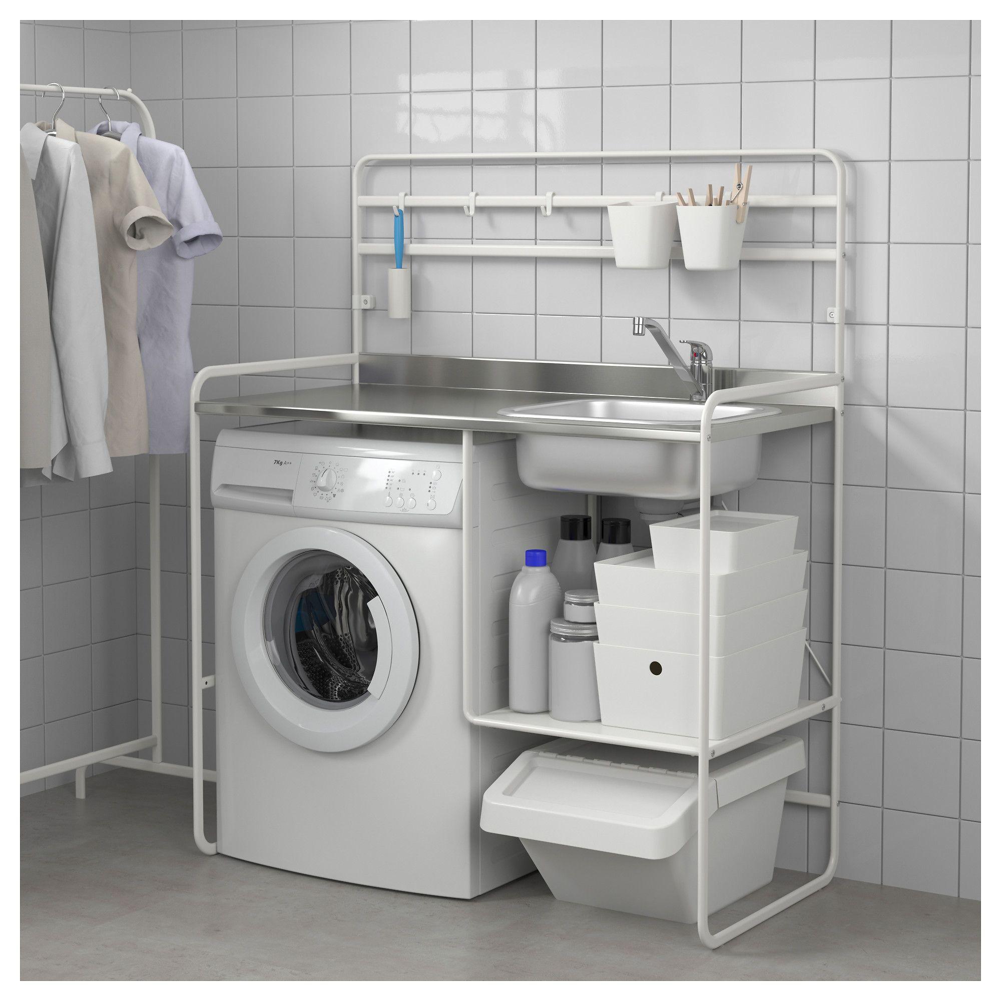 IKEA - SUNNERSTA Mini-kitchen | Lavanderia | Arredamento lavanderia ...