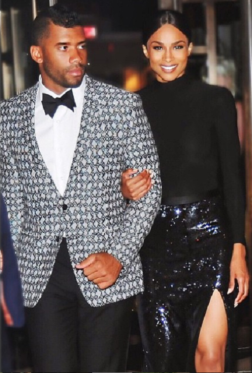 182ef31f04f5 Ciara And Russell Wilson Have Date Night  New Couple Parties At White House  After Anniversary Celebration
