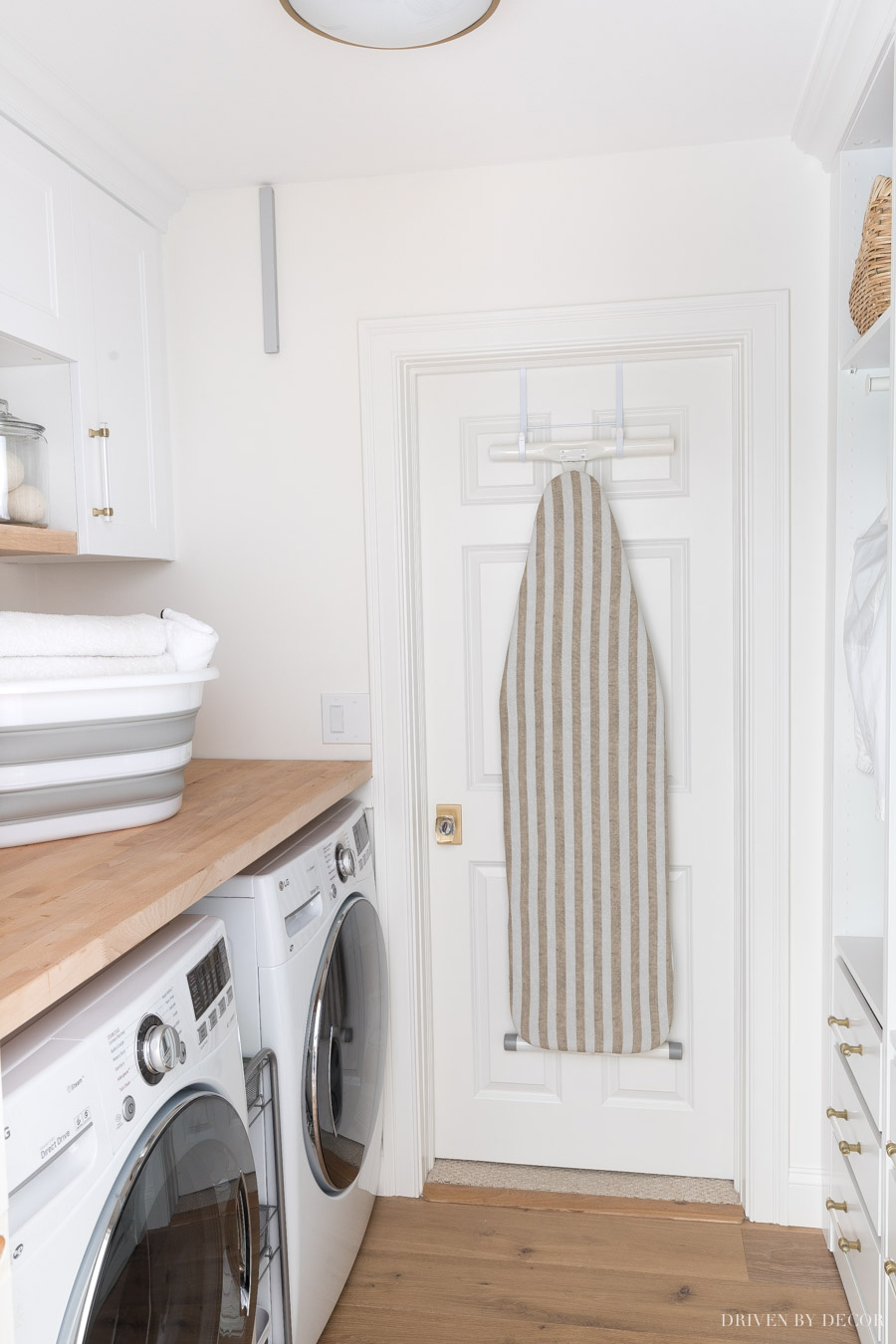 My Six Best Laundry Room Storage Ideas A Big Wayfair Clearout