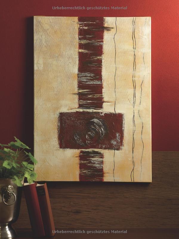 ideenreich abstrakt acrylbilder f r ein modernes zuhause. Black Bedroom Furniture Sets. Home Design Ideas