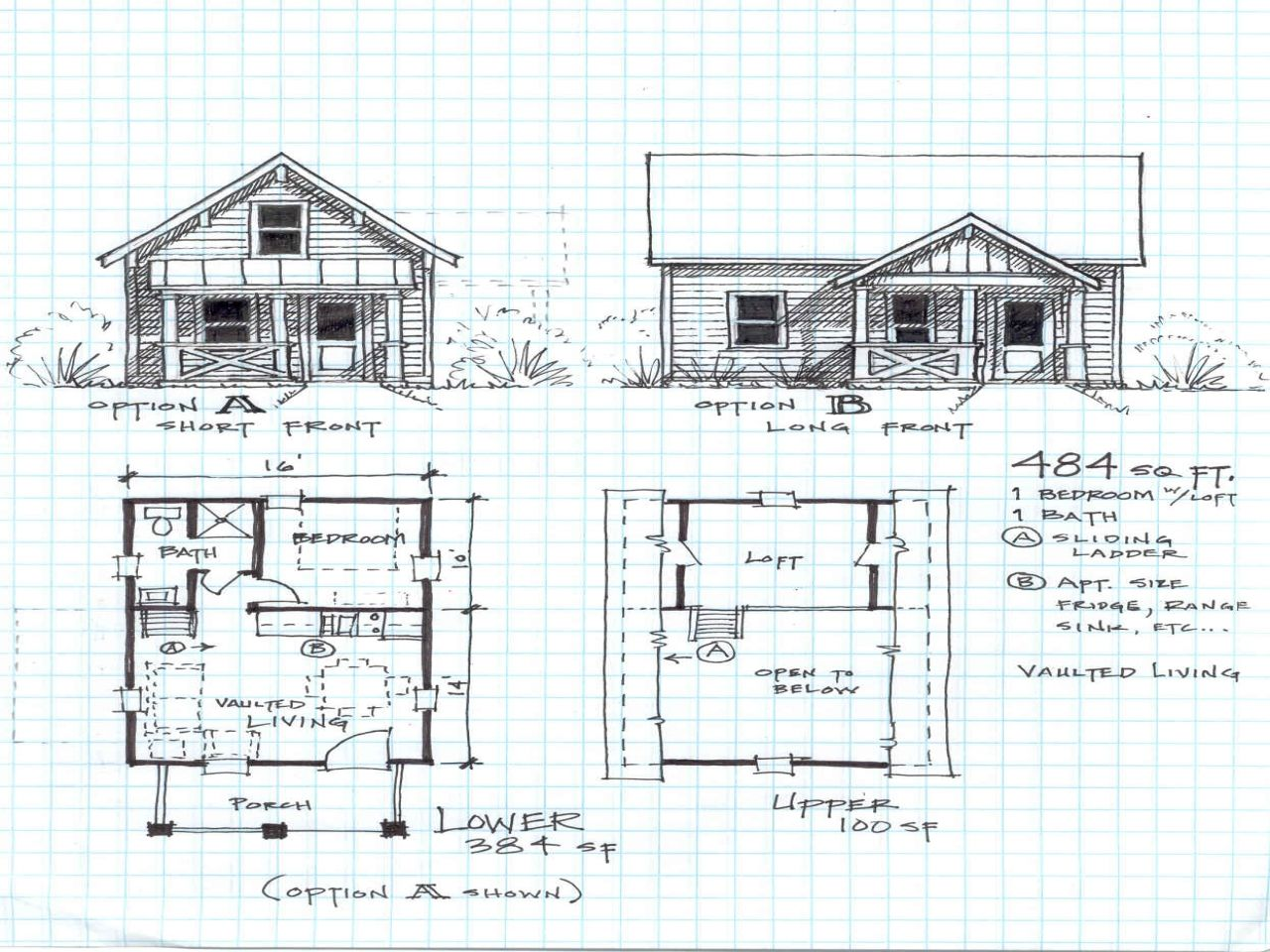 Clever Design Cottage Camp Plans 9 Lay Out Plan Of Houses On Home Small Cabin Plans Small House Floor Plans Loft Floor Plans