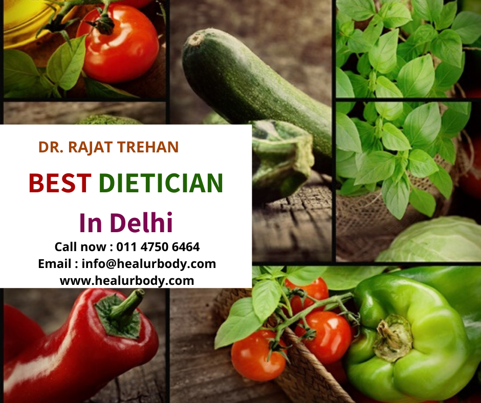 The best dietician in Delhi, Dr. Rajat Trehan can help you in weight loss to meal plans. Book your a...