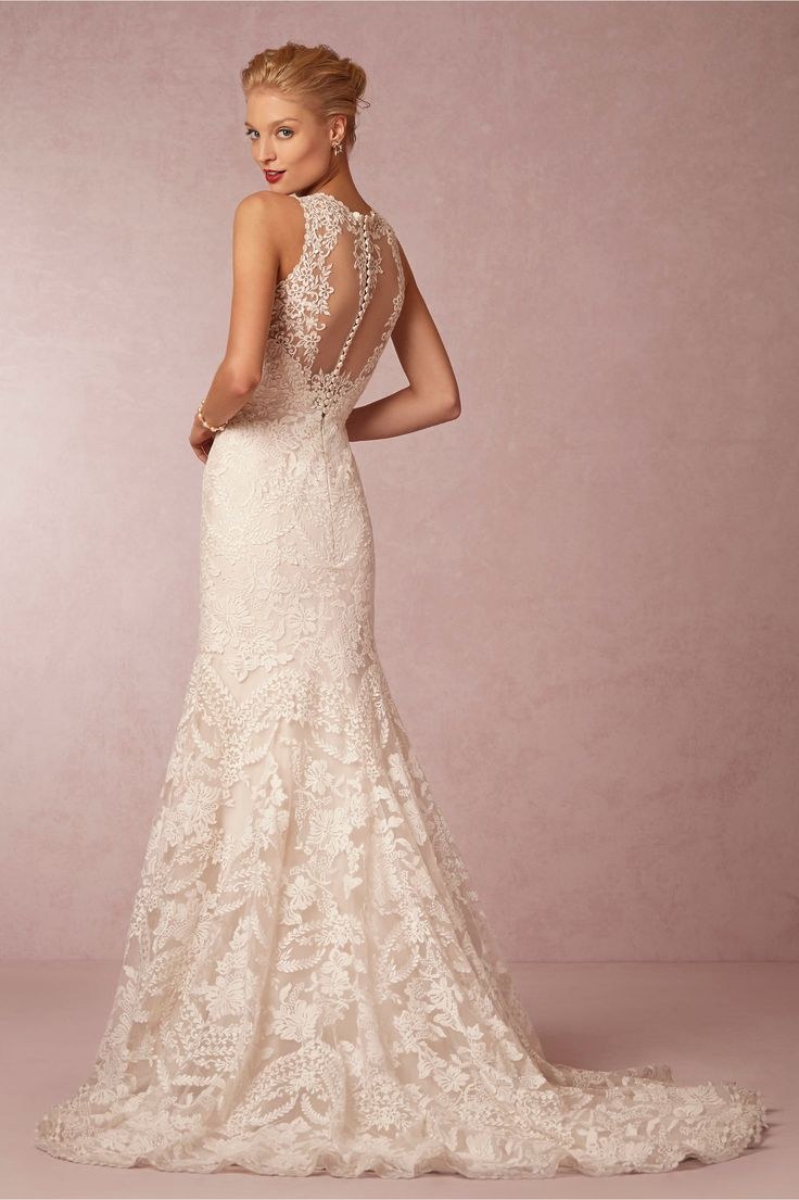 The Stunning Spring 2015 Bridal Collection from BHLDN | La novia ...