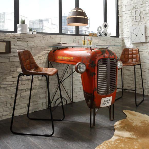 bartisch aus traktorteilen meine fotos bartisch auto m bel und traktor. Black Bedroom Furniture Sets. Home Design Ideas