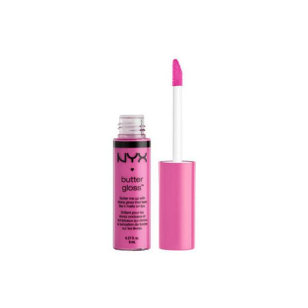 Butter Gloss (43 SEK) ❤ liked on Polyvore featuring beauty products, makeup, lip makeup, lip gloss, lip gloss makeup, lip shine, shiny lip gloss and glossy lip gloss