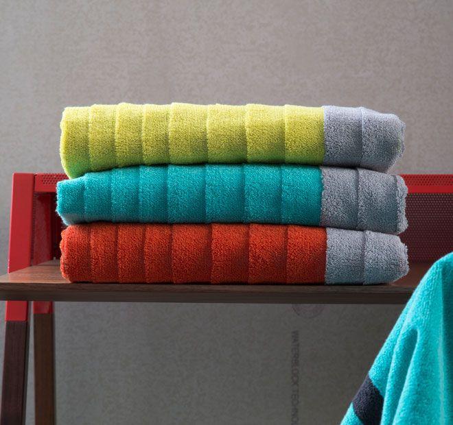 Kas Room Flinders Bath Towel Range