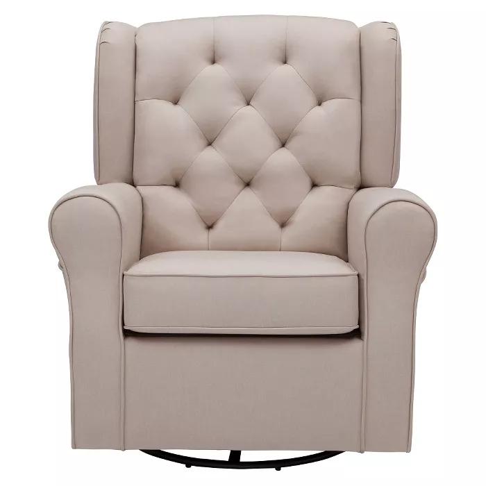 Delta Children® Emma Nursery Glider Swivel Rocker Chair in