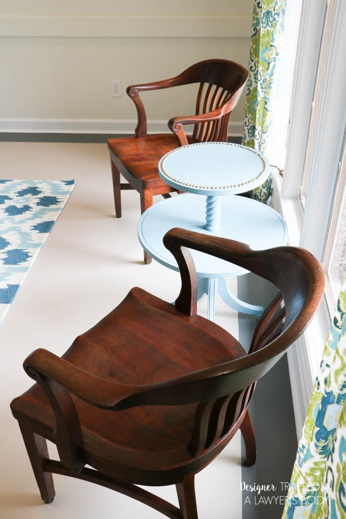 How To Refinish Wood Chairs The Easy Way Woods Antique Furniture And Woodworking