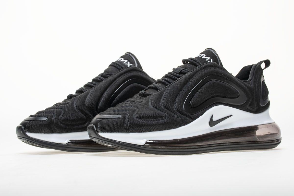 b371d669d478 Nike Air Max 720 Black White AR9293-005 Sneaker4