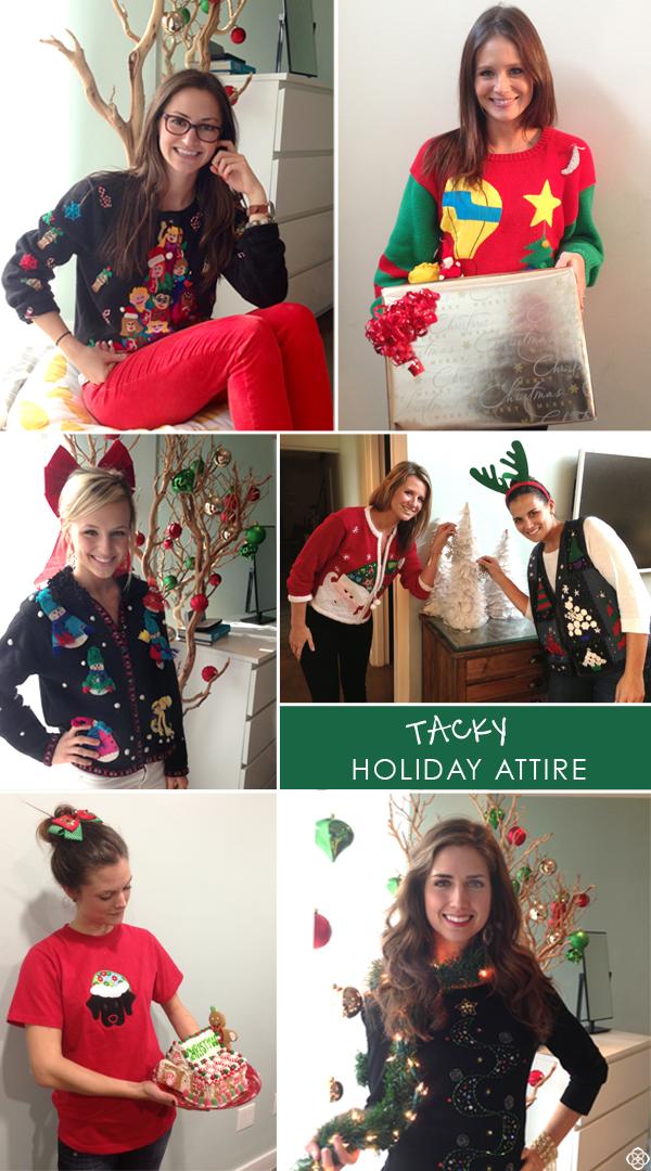 tacky holiday sweaters | Tacky-Christmas-Holiday-Sweaters-KS-Staff-Fashion-Designer-Jewelry ...