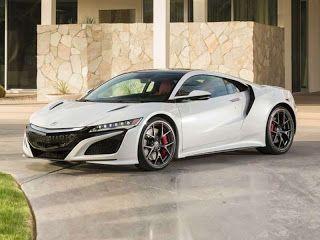 2018 Acura Nsx El Automovil Deportivo 2018 Mas Caro Precio