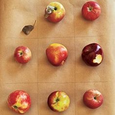 Our guide to apple types and when to use certain varieties | CookingLight.com