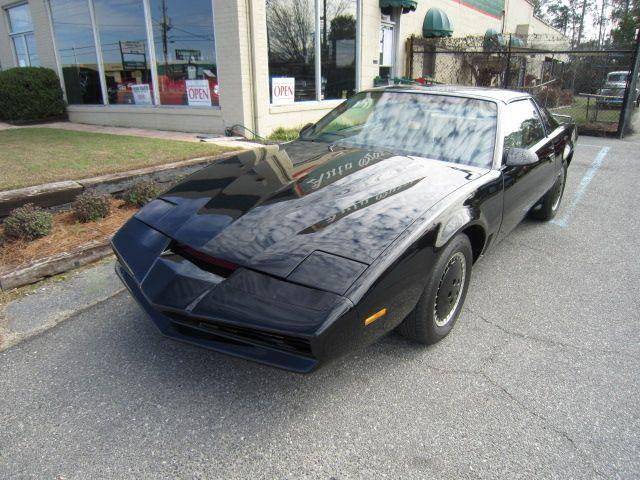 Knight Rider Car For Sale >> 1983 Pontiac Trans Am Knight Rider Replica The Autos Trans Am
