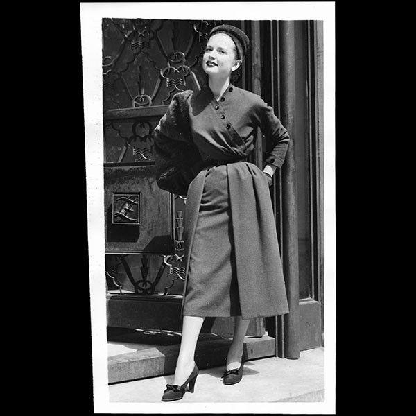 Christian Dior A/H 1950-51.