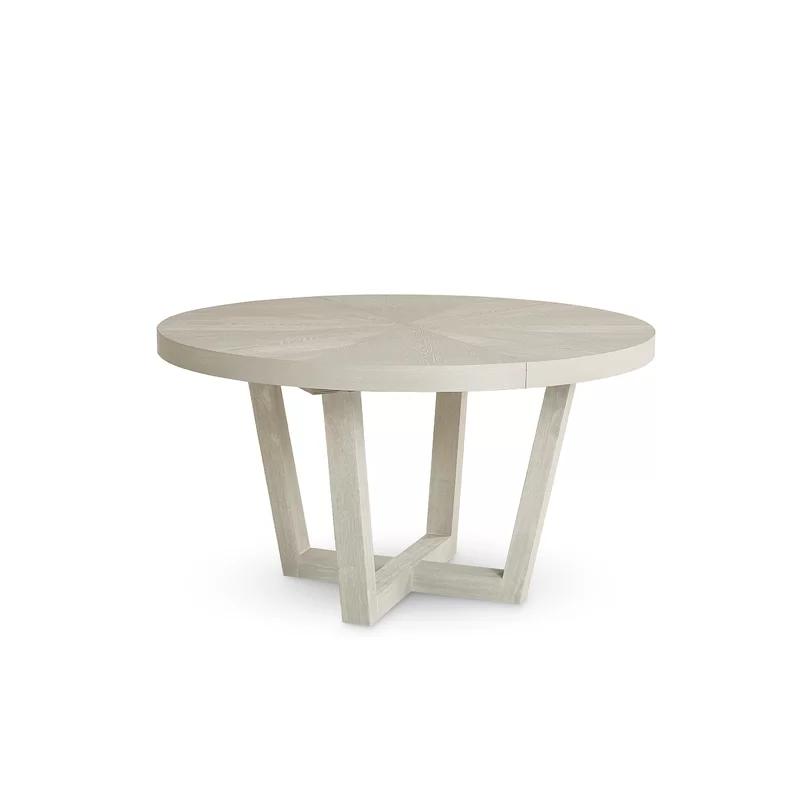 Brayden Studio Qunitero Extendable Dining Table Wayfair In 2020 Round Extendable Dining Table Extendable Dining Table Dining Table In Kitchen