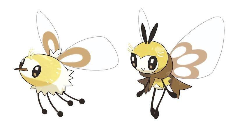 Pokémon Sun and Moon \u2013 Evolution guide Pokemon Moon Evolutions