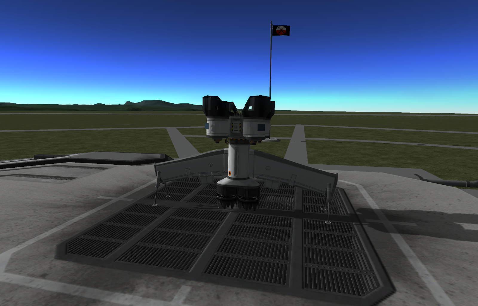 SSTO orbital rescue vehicle.   Rescue vehicles, Fighter ...