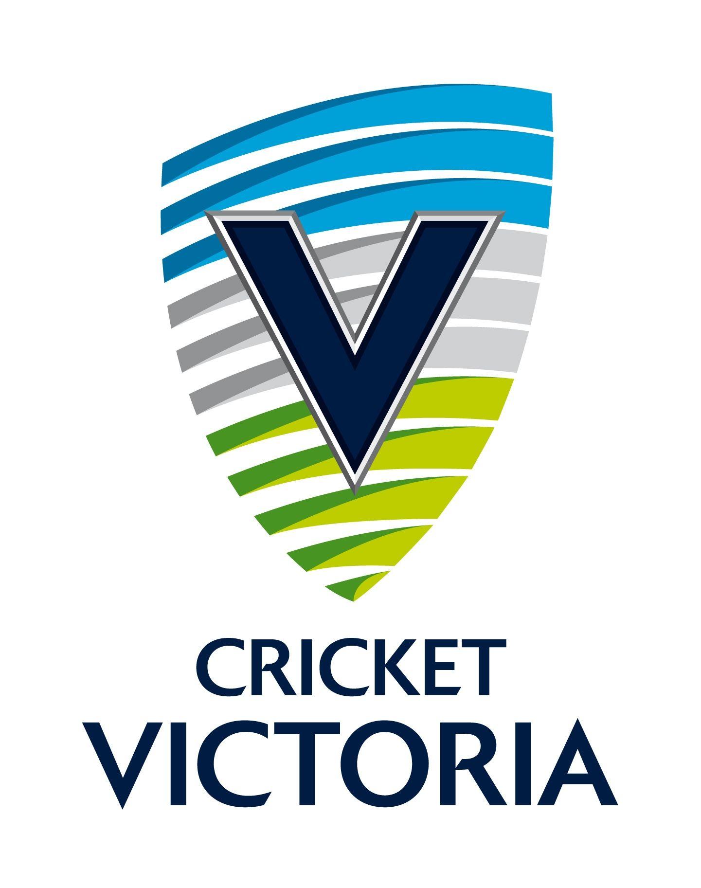 Cricket Victoria Cricket Logo Cricket Cricket Logo Design
