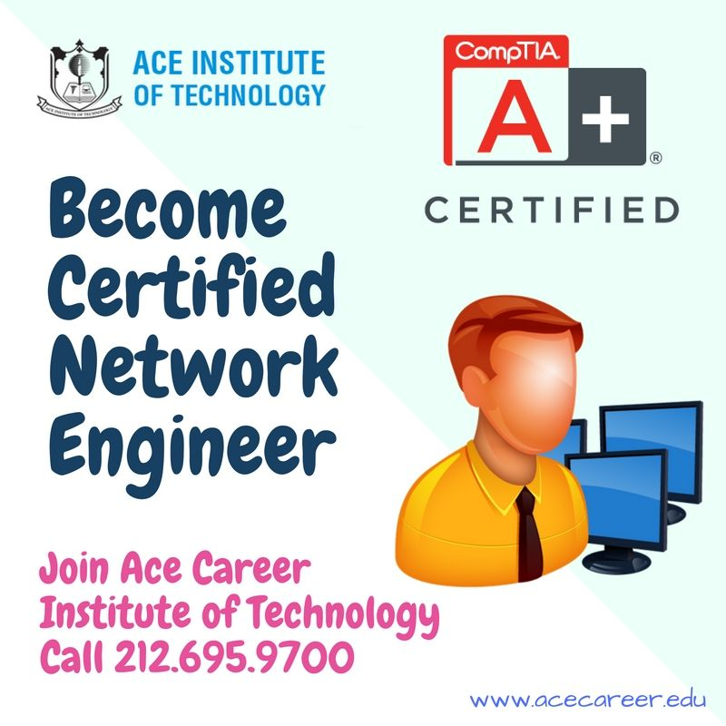 If You Want To Become A Certified Network Engineer, Join